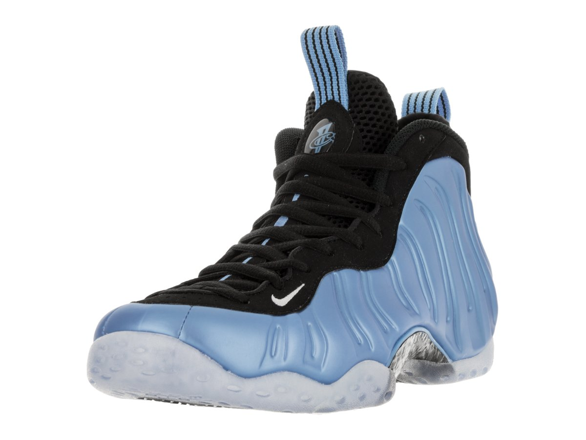 Nike Men's Air Foamposite One Basketball Shoe B01AYGBH2E 7.5 D(M) US|Blue/Black/White