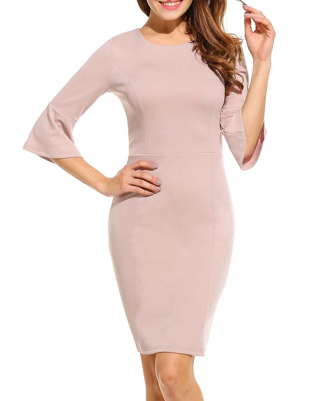 Bricnat Vestido para Mujer