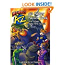 Heroes A2Z #13: Monkey Monster Truck (Heroes A to Z, A Funny Chapter Book Series For Kids)