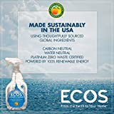 Earth Friendly Products ECOS Shower Cleaner, Tea