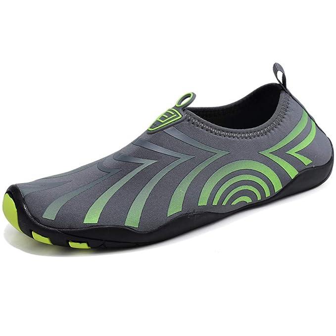 Zapatos de Agua Unisex Hombre Mujer,EUZeo, Zapatillas para ...