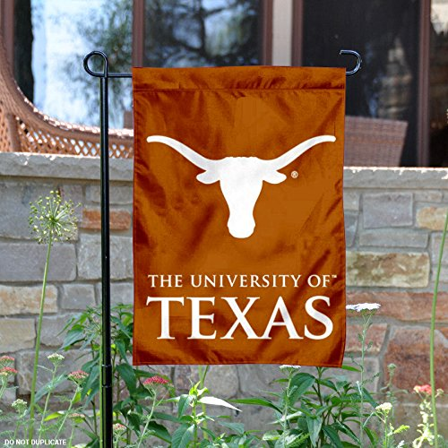 College Flags and Banners Co. Texas Longhorns Wordmark Garde