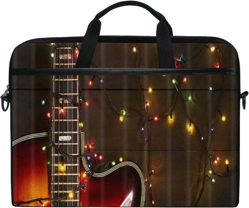 SIONOLY 15-15.4 Inch Estuche para Laptop,Guitarra eléctrica Vieja ...