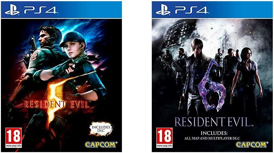 Resident Evil 5 HD: Amazon.es: Videojuegos
