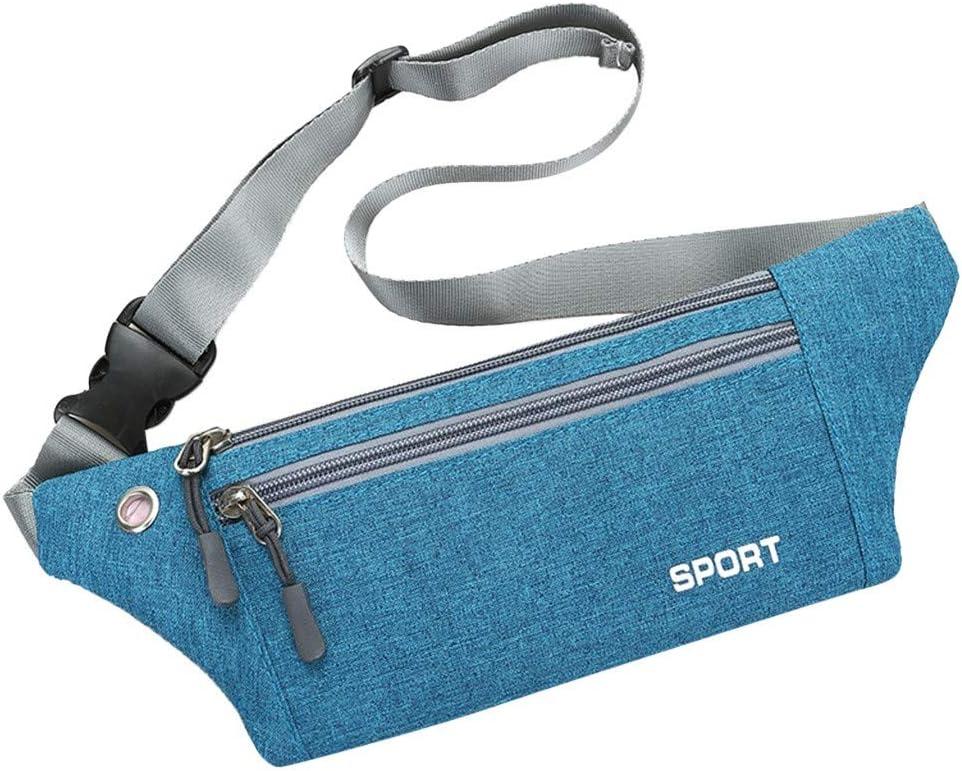Vegan Chick 4 Sport Waist Pack Fanny Pack Adjustable For Hike