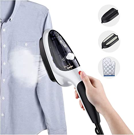 Steamer for Clothes 5 in 1 Garment Steamer 1300W Powerful Portable Steamers Iron