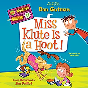 Miss Klute Is a Hoot! Audiobook