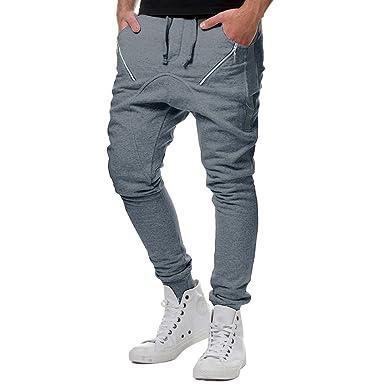 100% Spitzenqualität Modestile Super günstig Btruely Jogginghose Herren Herbst Hose Fitness Sweatpants ...