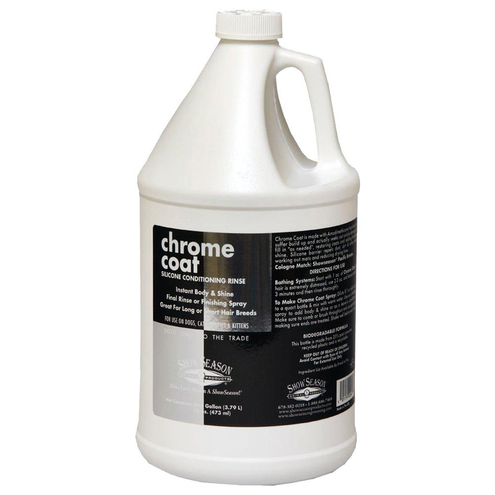 ShowSeason Chrome Coat, 1 gallon