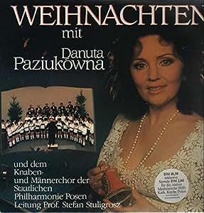 Weihnachten mit / Vinyl record [Vinyl-LP]