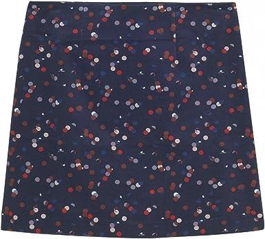 Nouveau WHITE STUFF Nouveau Star Cloud Velours Jupe Tailles UK 12 14 16