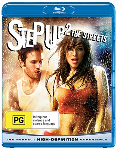Step Up 2 The Streets | NON-USA Format | Region B Import - Australia
