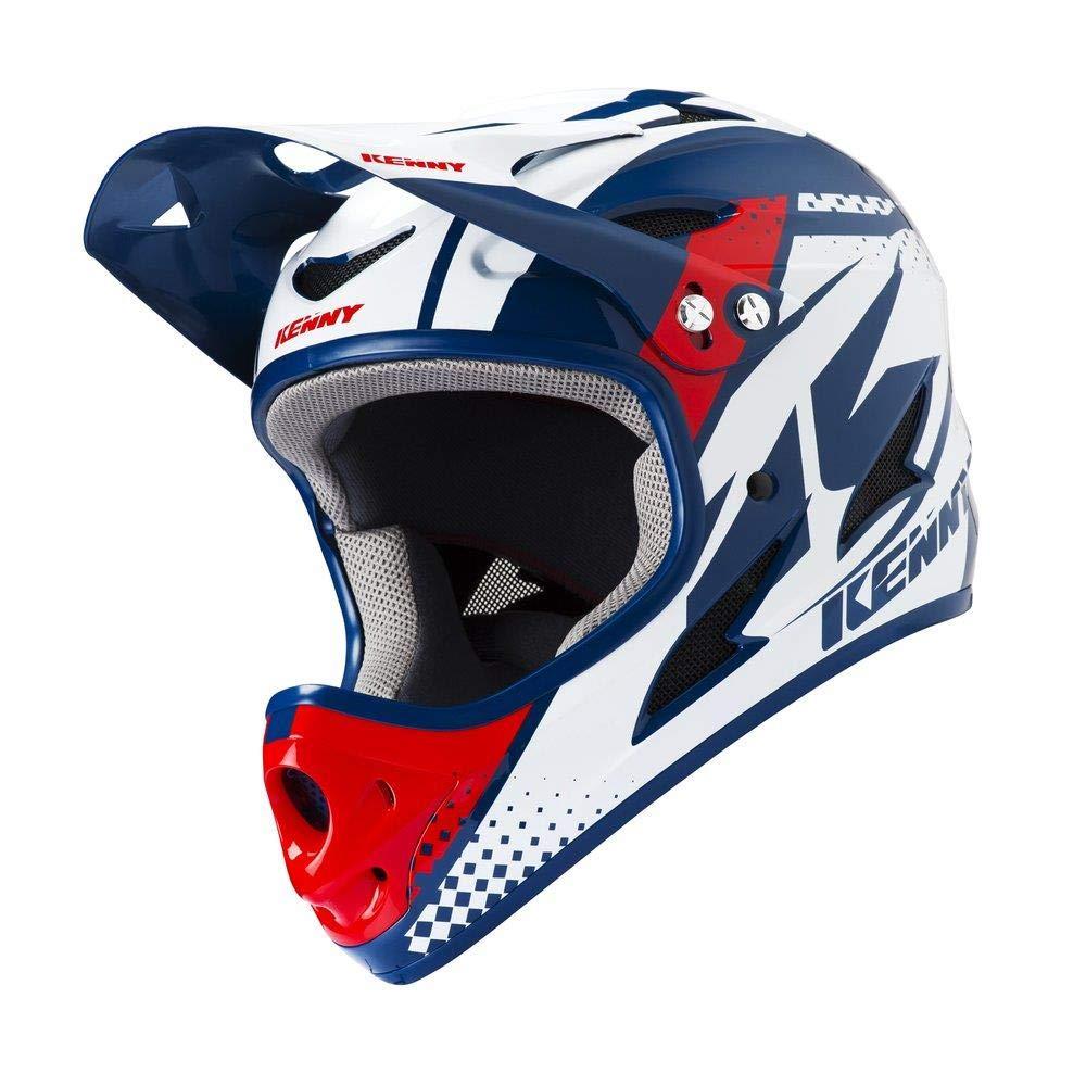 KENNY Downhill MTB Helm 2019 Navy rot