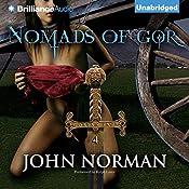 Nomads of Gor: Gorean Saga, Book 4 | John Norman