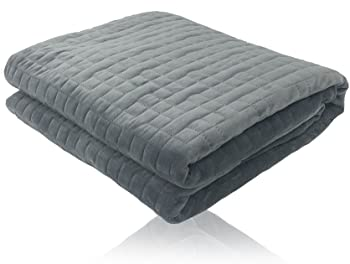 Hypnoser Weighted Blanket Cover for Inner Weighted Layer