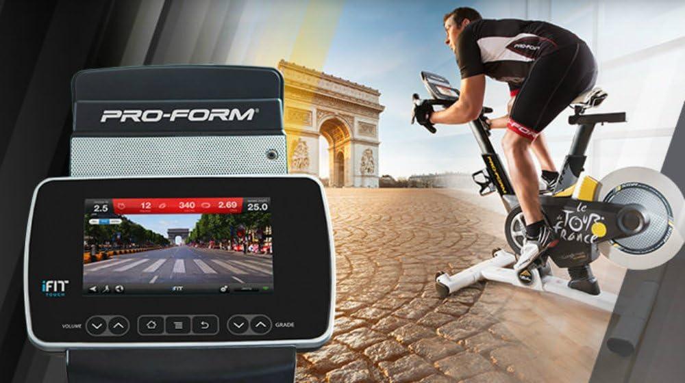 ProForm Nuevo Le Tour de Francia Bicicleta con Libre Monitor de ...