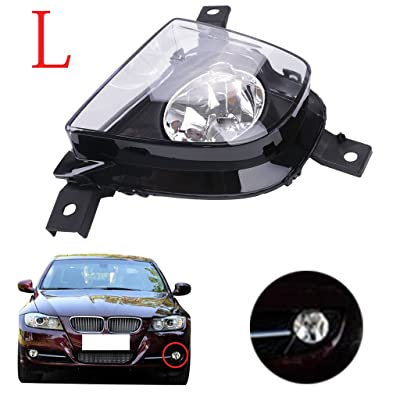 Jade Onlines Left Side Fog Lights Driving Lamps for BMW 3-Series E90 E91 2009-2011 63177199893: Automotive
