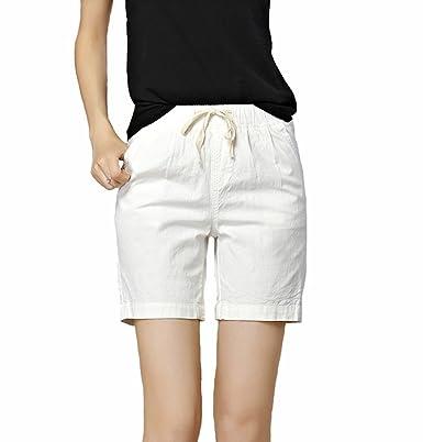 014043eb59c7c TieNew Verano Mujer Pantalones Cortos