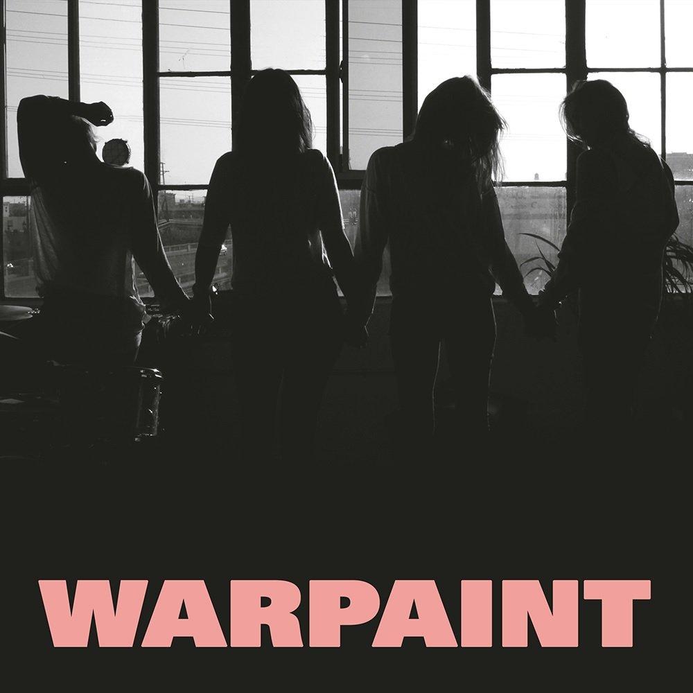 CD : Warpaint - Heads Up (CD)