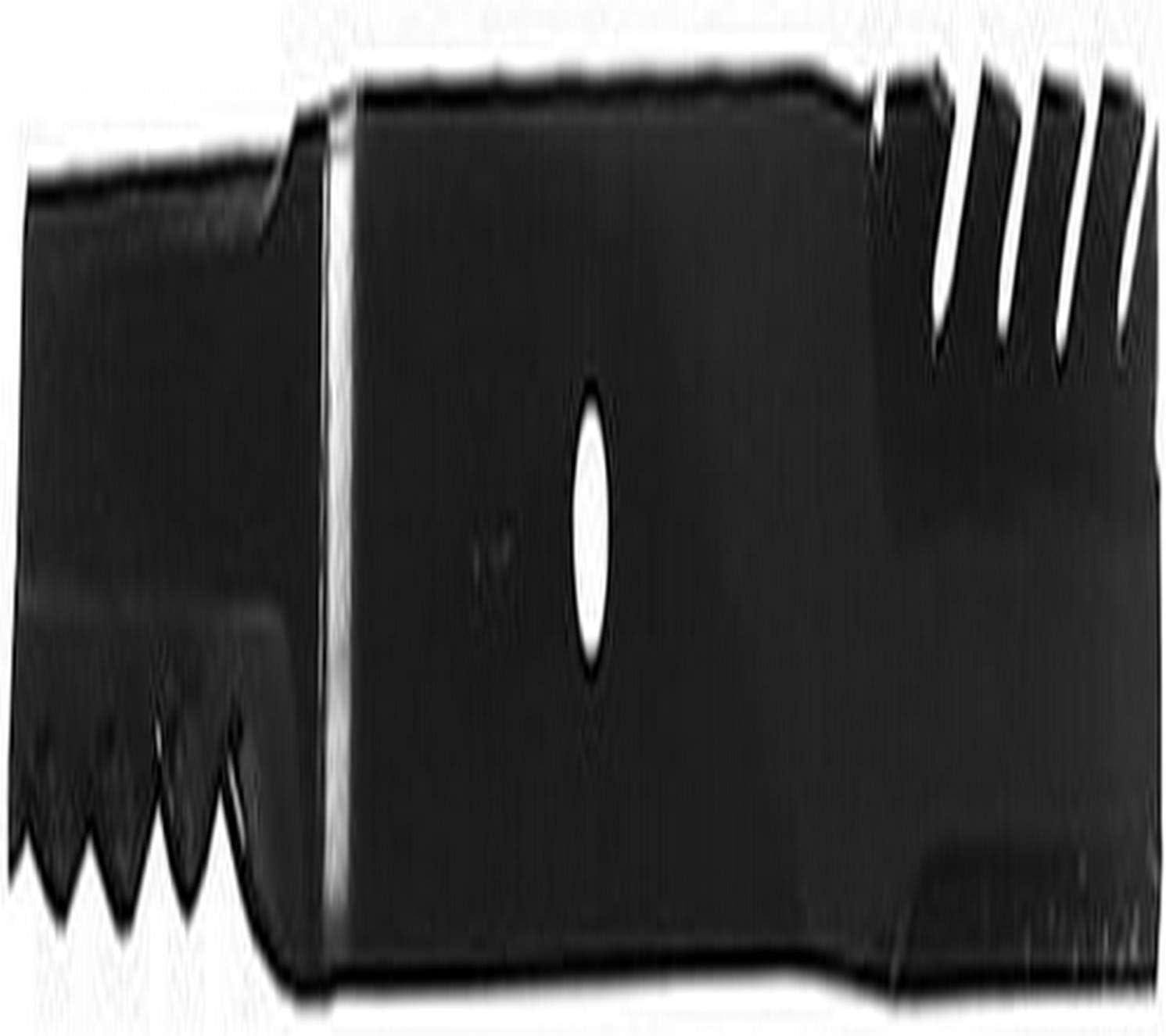Oregon 95-607 Gator Mulcher 3-N-1 Blade for 44-Inch AYP//Husqvarna//Poulan Pro//Sears//Craftsman Lawn Mowers