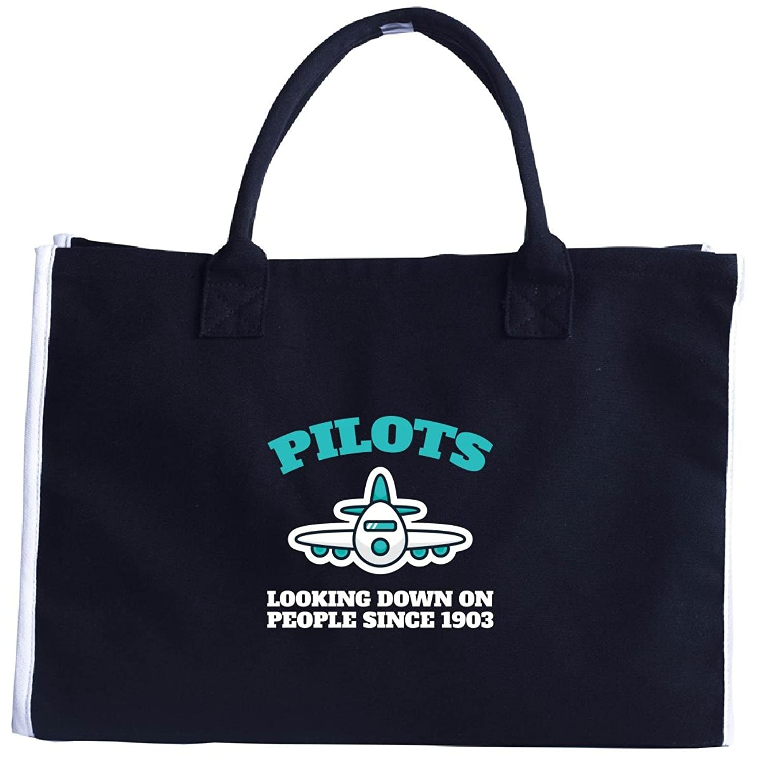 In Pilots Looking Down On People Since 1903 Great Funny Gift - Tote Bag