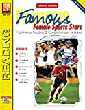 Celebrity Readers: Famous Female Sports Stars | Reproducible Activity Book