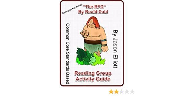 The BFG By Roald Dahl Reading Group Activity