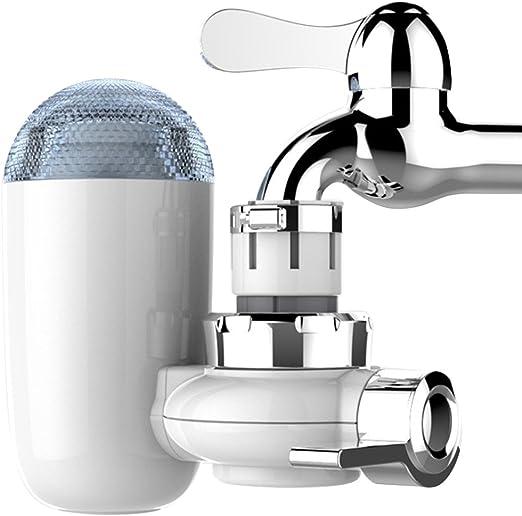 Grifo Agua Filtro Dayu World Cocina de purificador de agua para lavabo Agua Potable filtro de agua purificador de agua con 2 Mineral filtro Element: Amazon.es: Hogar