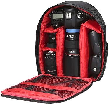 Docooler mochila para fotografía a prueba de golpes mochila para ...
