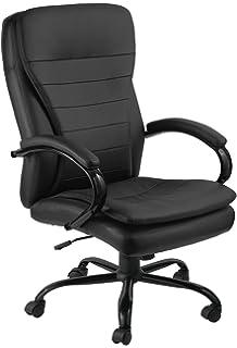 amazon com new high back pu leather office chair ergonomic