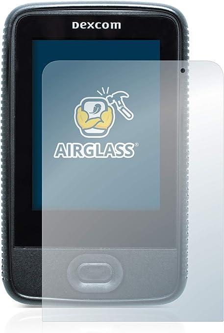 Screen Guard BROTECT AirGlass Glass Screen Protector for Dexcom G5 Mobile Receiver Extra-Hard Ultra-Light