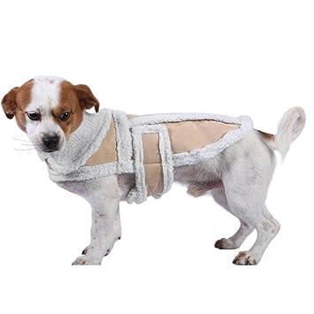 Amazon.com : Namsan Dog Warm Coat, Dog Jacket, Winter Dog Clothes ...