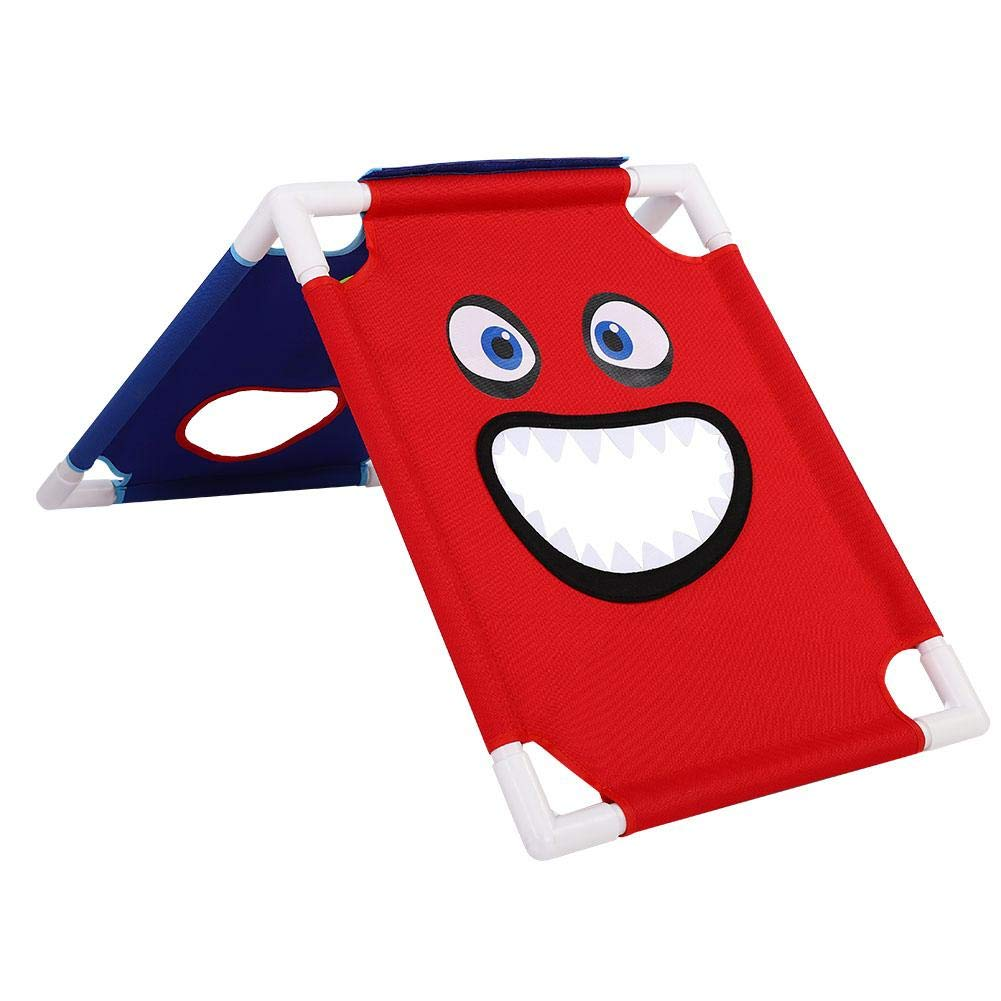 VGEBY1 Bean Bag Toss Game Set, Throwing Bean Bag Game Board Portable Toss Across Set of 1 Board and 6 Beanbags for Indoor Outdoor Play by VGEBY1 (Image #5)