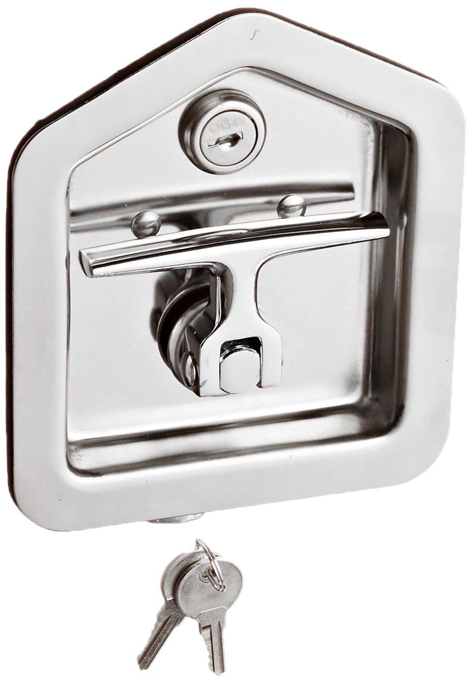 Amazon.com: Buyers Products L8816 Folding T-Handle Latch: Automotive