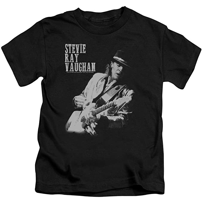Stevie Ray Vaughan Youth Long Sleeve T Shirt