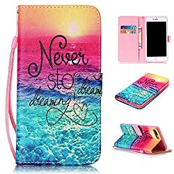 Iphone Case Iphone 8 Plus Case Dreamcatcher,pink Iphone 7 Plus Case For Women,iphone 7 Plus Silicone Case Leather Iphone 7 Plus Skin,iphone 7-plus Case Wallet Card Case For Iphone 7 Plusiphone 8 Plus