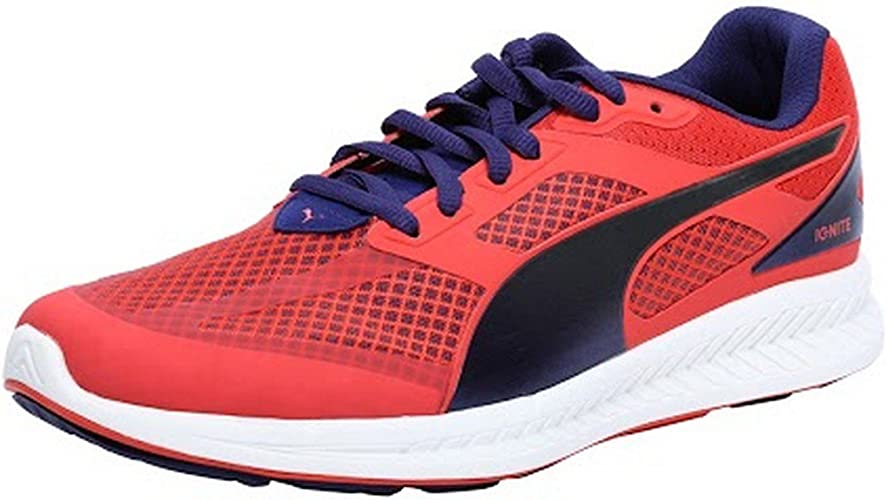 chaussures puma rouge femme