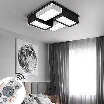 COOSNUG 54W Kaltweiß Ultraslim LED Deckenleuchte Modern ...