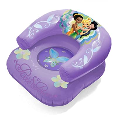 Disney Fairies Inflatable Chair: Toys & Games