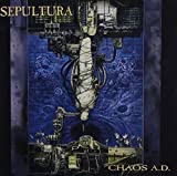 Chaos A.D. by Sepultura [Music CD]