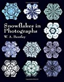 Snowflakes in Photographs (Dover Pictorial Archive)