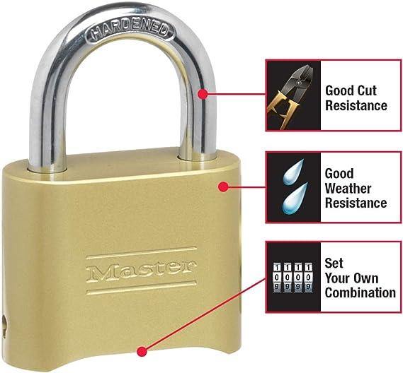 Lot of 25 Masterlock 175D Key For Changing Combo Locks