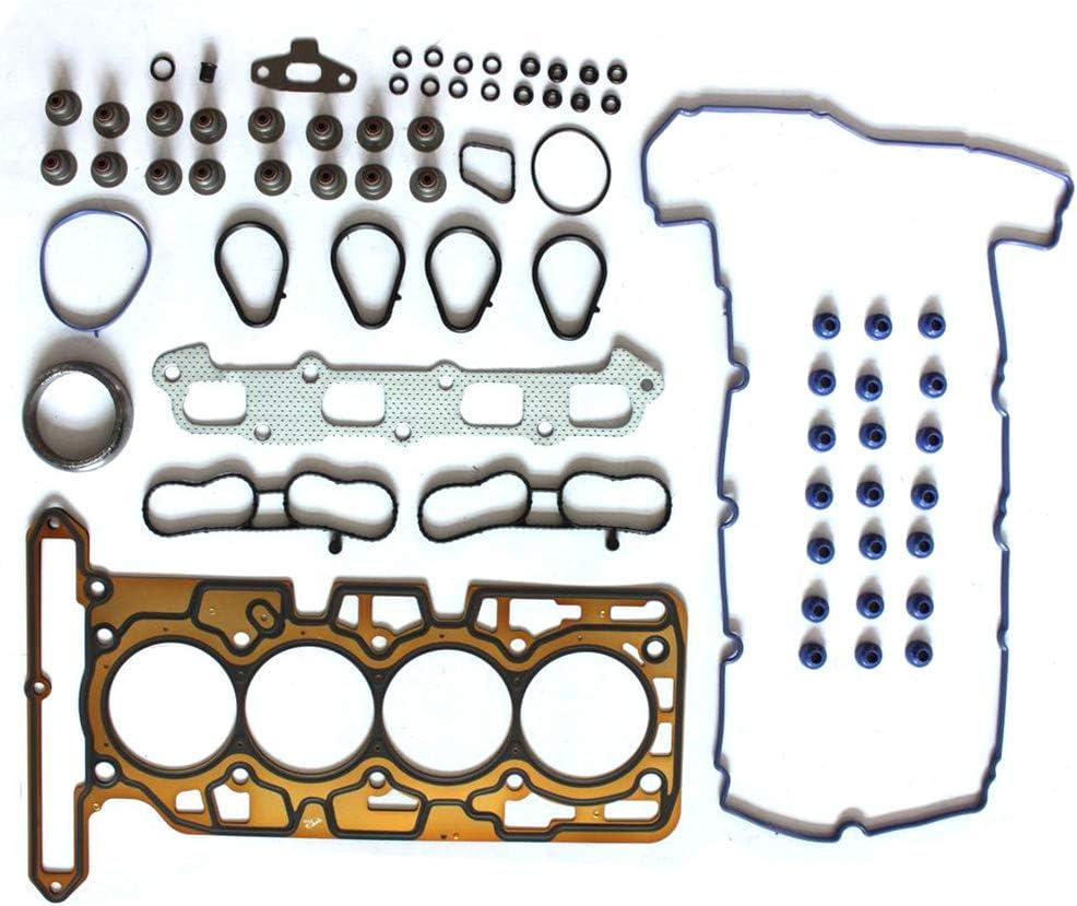 Valve Cover Gasket Set Fit 07-12 GM Canyon Chevrolet Colorado 2.9L