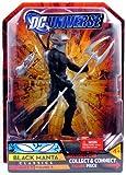 DC Universe Classics Series 2 Action Figure Black Manta