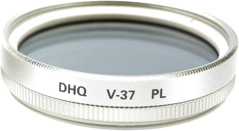 Fujiyama 37mm Polarizing Filter for Sony HDR-UX7 Silver
