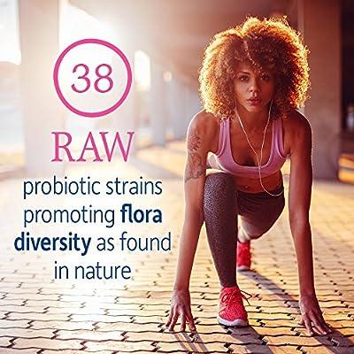 Garden of Life RAW Probiotics Vaginal Care Shelf Stable - 50 Billion CFU Guaranteed through Expiration, Acidophilus - Once Daily - Certified Gluten Free - No Refrigeration - 30 Vegetarian Capsules
