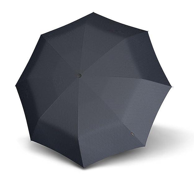 Knirps Business Line Fiber T3 Duomatic Schirm Regenschirm Schwarz