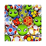 48 Pc 9'' Soccer Ball Assortment (With Sticky Notes)
