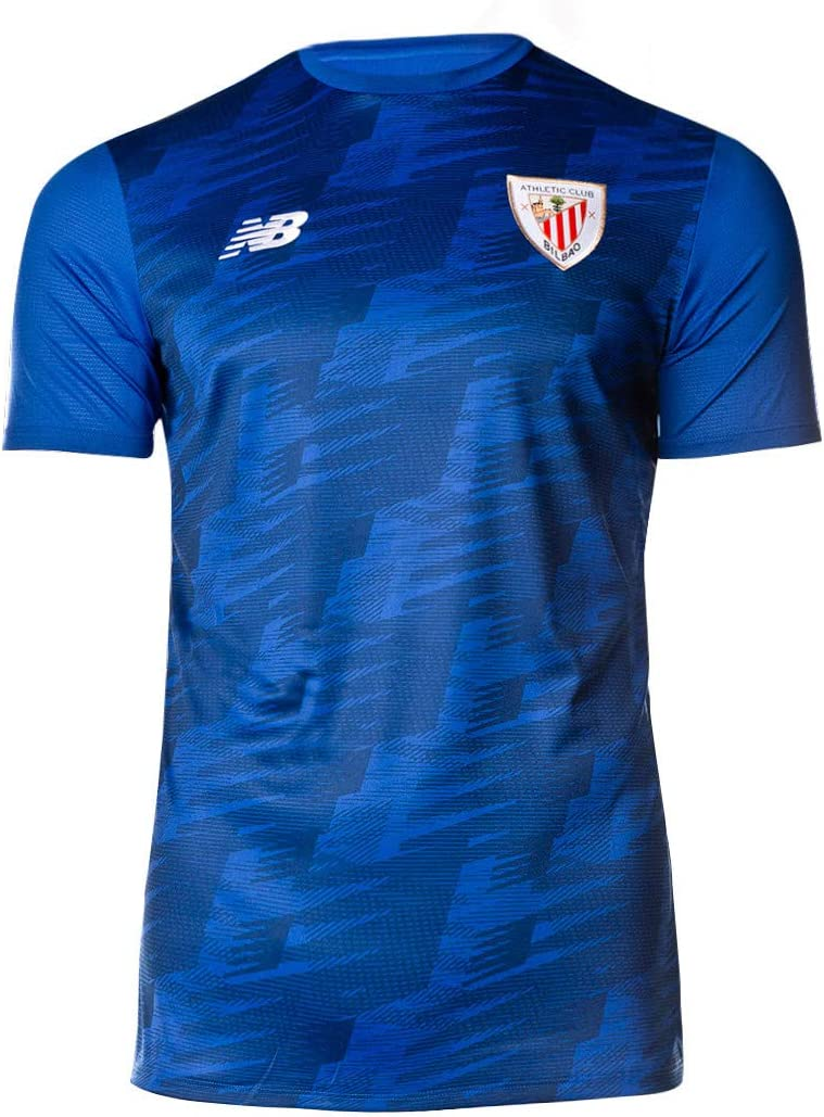 New Balance AC Bilbao LW 2019-2020, Camiseta, Blue, Talla S ...