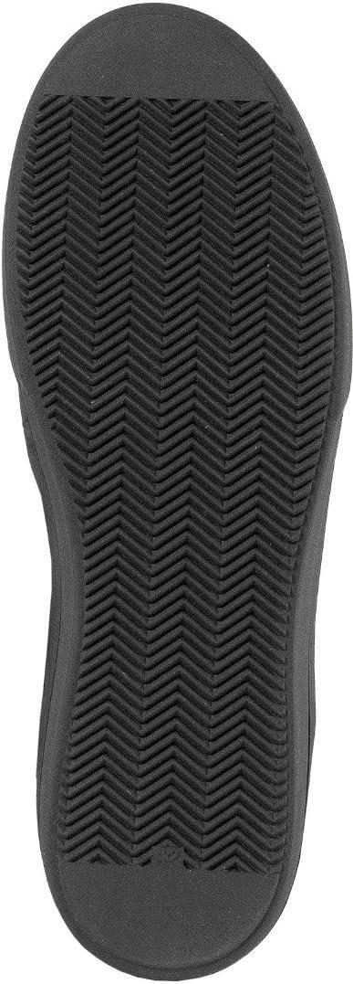 Falco LENNOX Chaussures de moto en cuir noir avec protections CE